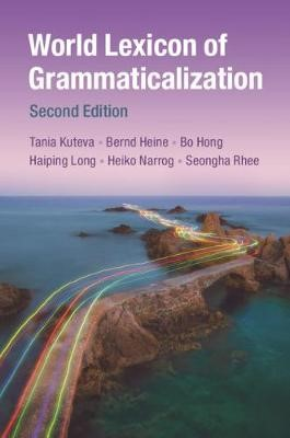 World Lexicon of Grammaticalization -
