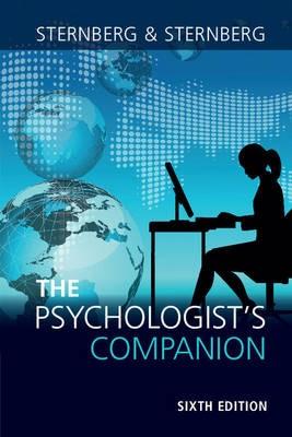 The Psychologist's Companion -