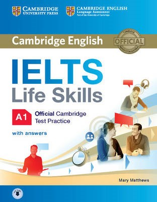 IELTS Life Skills Official Cambridge Test Practice A1 Student's Book with Answers and Audio - pr_20441
