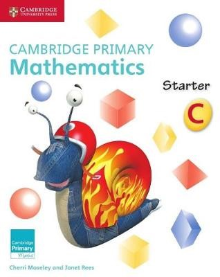 Cambridge Primary Mathematics Starter Activity Book C -