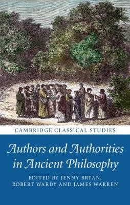 Authors and Authorities in Ancient Philosophy - pr_32049