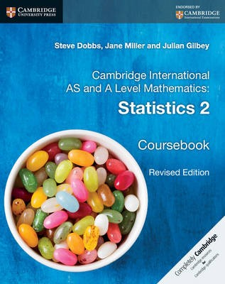 Cambridge International AS and A Level Mathematics: Statistics 2 Coursebook - pr_47428
