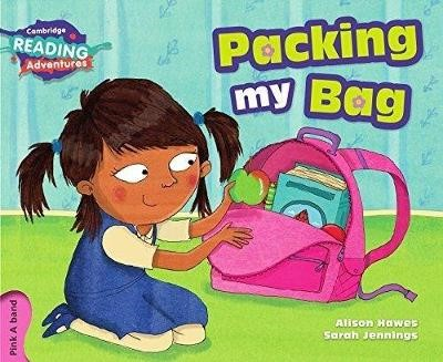 Packing My Bag Pink A Band -