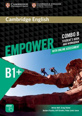 Cambridge English Empower Intermediate Combo B with Online Assessment -