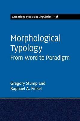 Morphological Typology - pr_229043
