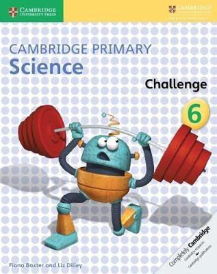 Cambridge Primary Science Challenge 6 -