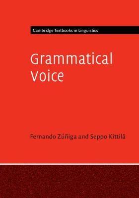 Grammatical Voice -