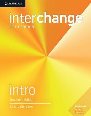 Interchange Intro Teacher's Edition with Complete Assessment Program - pr_19399