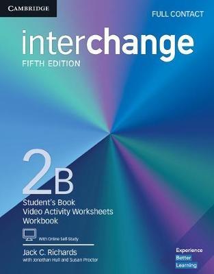 Interchange Level 2B Full Contact with Online Self-Study - pr_209623