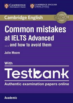 Common Mistakes at IELTS Advanced Paperback with IELTS Academic Testbank - pr_30944