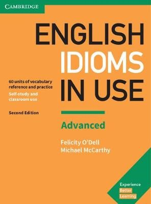 English Idioms in Use Advanced Book with Answers - pr_31329