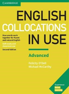 English Collocations in Use Advanced Book with Answers - pr_31327