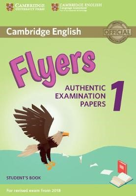 Cambridge English Flyers 1 for Revised Exam from 2018 Student's Book - pr_207125