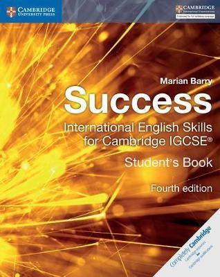 Success International English Skills for Cambridge IGCSE (R) Student's Book - pr_207364