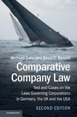 Comparative Company Law - pr_35901