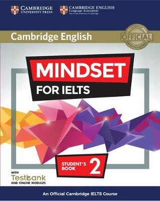 Mindset for IELTS Level 2 Student's Book with Testbank and Online Modules - pr_18399