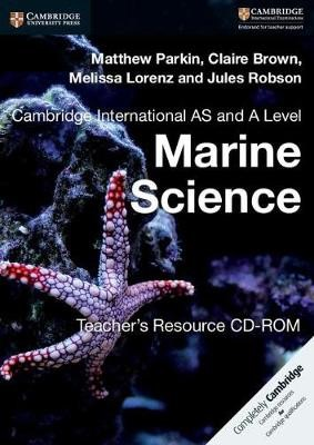 Cambridge International AS and A Level Marine Science Teacher's Resource CD-ROM - pr_246832