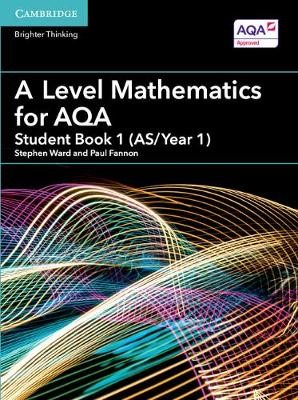 A Level Mathematics for AQA Student Book 1 (AS/Year 1) - pr_47377