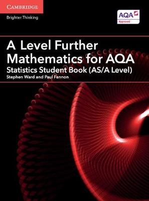 A Level Further Mathematics for AQA Statistics Student Book (AS/A Level) - pr_36847