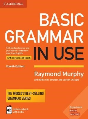 Basic Grammar in Use Student's Book with Answers and Interactive eBook - pr_204130