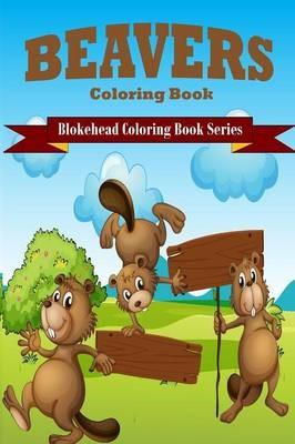 Beavers Coloring Book - pr_246847