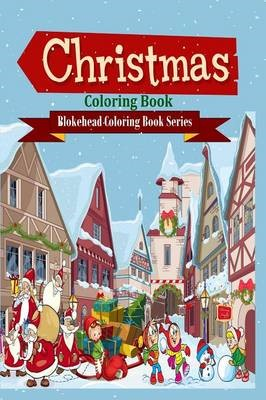 Christmas Coloring Book - pr_31445