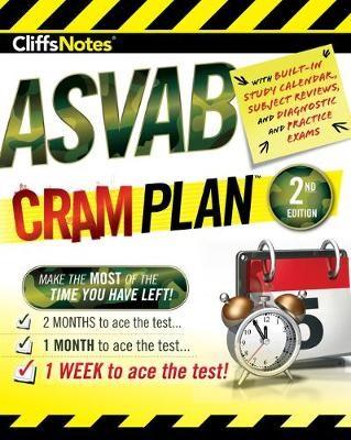 Cliffsnotes ASVAB Cram Plan -