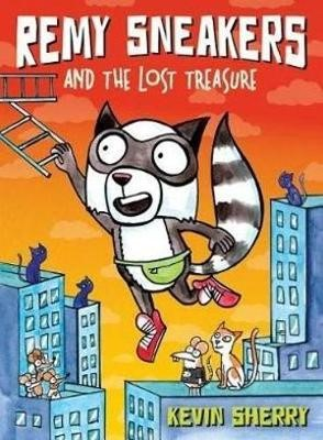 Remy Sneakers and the Lost Treasure (Remy Sneakers #2), Volume 2 - pr_246870