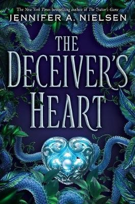 The Deceiver's Heart (the Traitor's Game, Book 2), 2 -