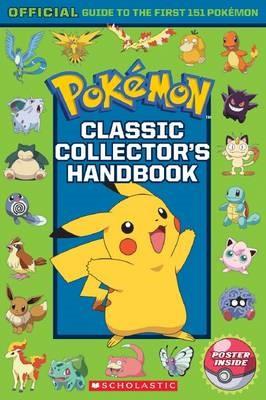 Pokemon: Classic Collector's Handbook - pr_116158