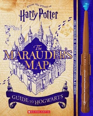 Harry Potter: The Marauder's Map Guide to Hogwarts - pr_116001