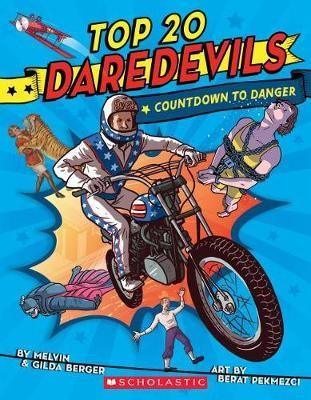 Top 20 Daredevils: Countdown to Danger -