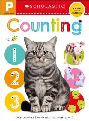 Get Ready for Pre-K Counting Workbook: Scholastic Early Learners (Workbook) - pr_246983