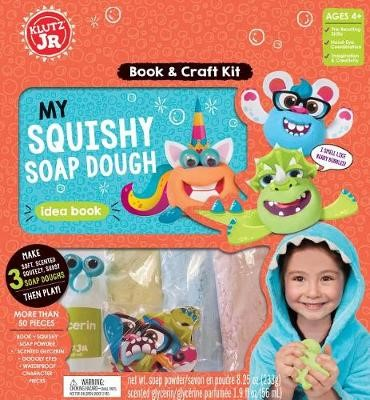 Klutz Jr. My Squishy Soap Dough - pr_308743