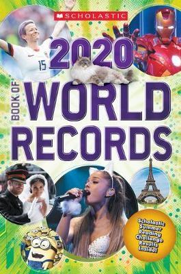 Scholastic Book of World Records 2020 - pr_414221