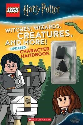 Witches, Wizards, Creatures and More! Updated Character Handbook (Lego Harry Potter) -