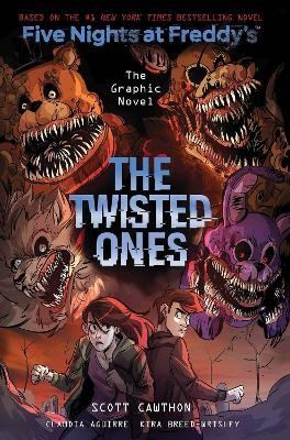 The Twisted Ones (Five Nights at Freddy's Graphic Novel 2) -