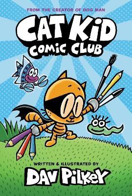 Cat Kid Comic Club -