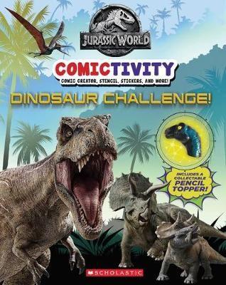 Jurassic World Comictivity -