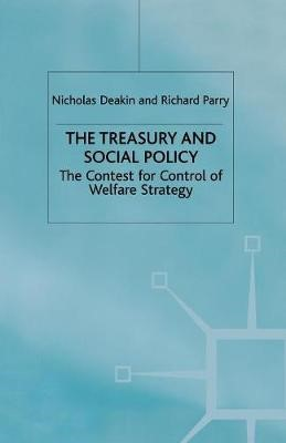 The Treasury and Social Policy - pr_30964