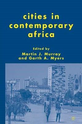 Cities in Contemporary Africa - pr_30994