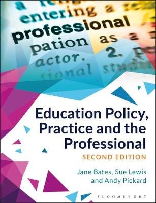 Education Policy, Practice and the Professional - pr_233898