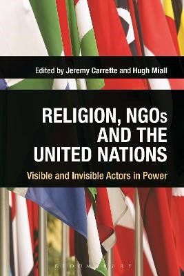 Religion, NGOs and the United Nations - pr_31566