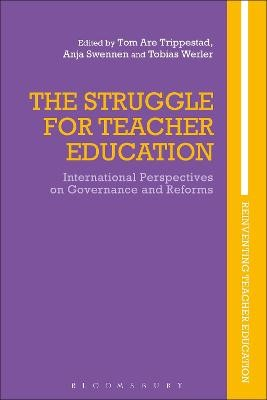 The Struggle for Teacher Education - pr_31496