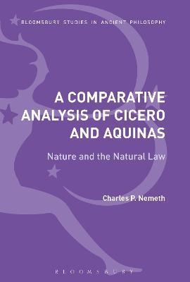 A Comparative Analysis of Cicero and Aquinas - pr_33174