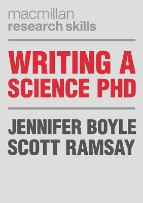 Writing a Science PhD -