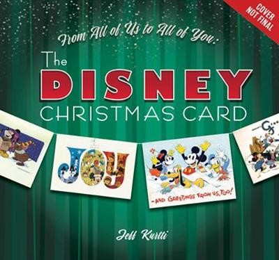From All Of Us To All Of You The Disney Christmas Card -