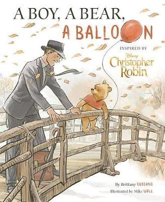 Christopher Robin: A Boy, a Bear, a Balloon - pr_20494