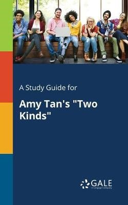 """A Study Guide for Amy Tan's """"Two Kinds"""" - pr_137382"""