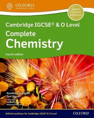 Cambridge IGCSE (R) & O Level Complete Chemistry: Student Book Fourth Edition -